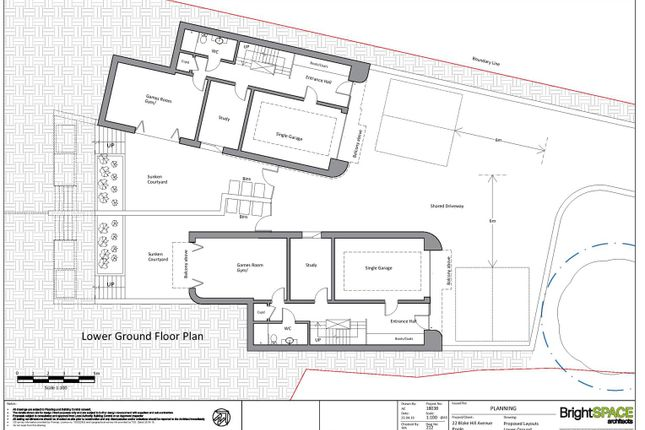 18038-22 Blake Hill Avenue-Proposed Lower Ground F