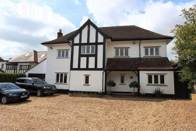 Thumbnail Detached house for sale in The Warren, Carshalton