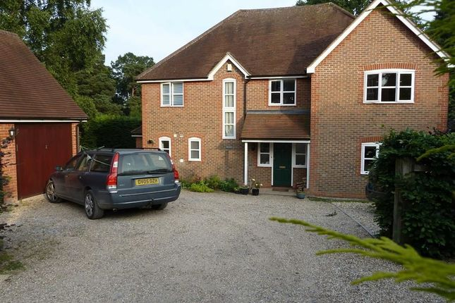 Thumbnail Detached house to rent in Tile Barn, Woolton Hill, Newbury
