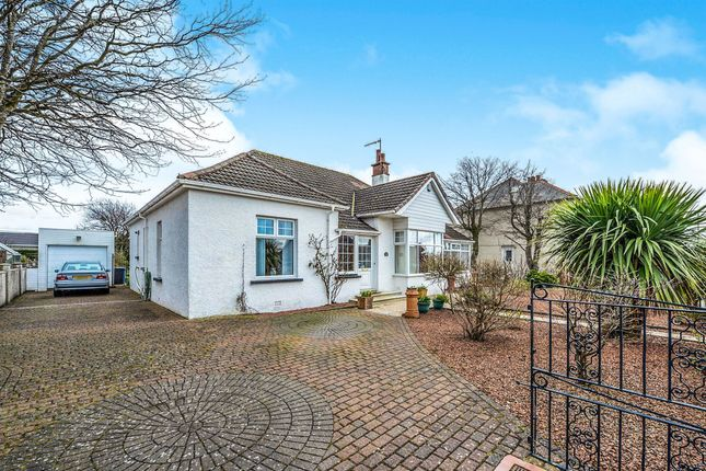 Thumbnail Detached bungalow for sale in Jacks Road, Saltcoats