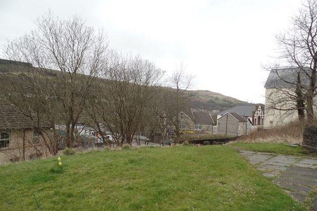 Thumbnail Land for sale in Cardiff Road, Merthyr Vale, Merthyr Tydfil