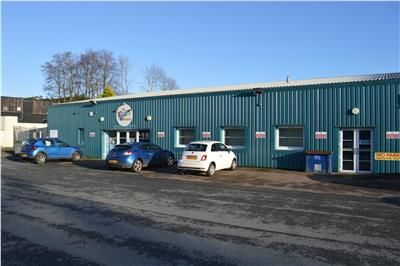 Warehouse to let in 99 Camperdown Road, Dundee
