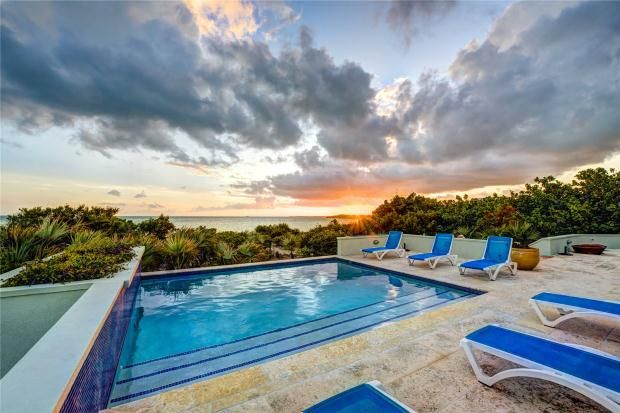 Thumbnail Property for sale in Bahia Mar Villa, Taylor Bay Beach, Providenciales, Turks And Caicos