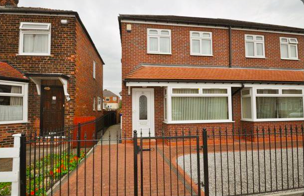 Thumbnail Flat to rent in Bedford Road, Hessle