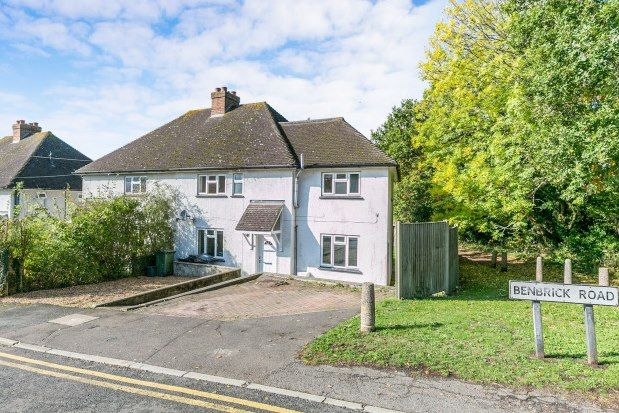 Thumbnail Property to rent in Benbrick Road, Guildford