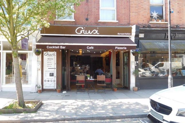 Thumbnail Retail premises for sale in Devonshire Road, Chiswick