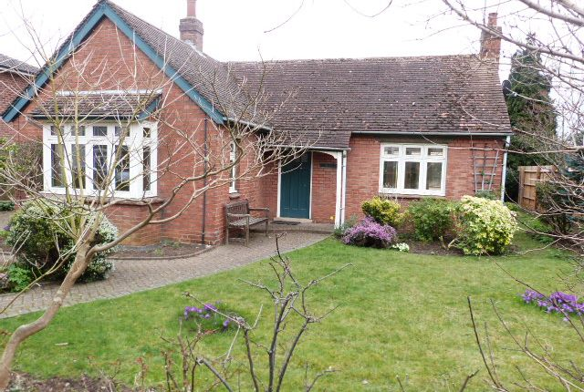 Thumbnail Bungalow to rent in Theydon Avenue, Woburn Sands