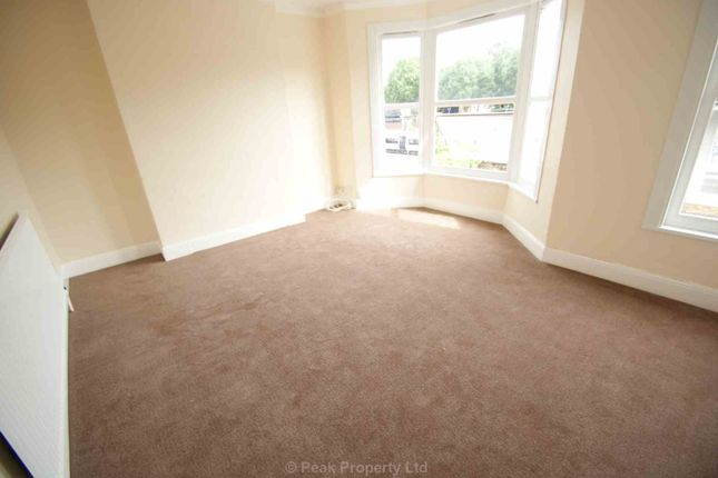 Thumbnail Flat to rent in Hamlet Road, Southend On Sea, Essex
