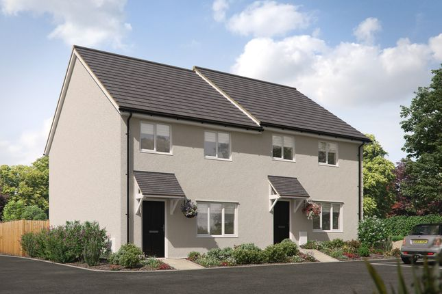 2 bed semi-detached house for sale in Trewoon, Nr St Austell PL25