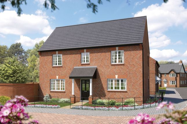 "Thumbnail Detached house for sale in ""The Montpellier"" at Edwalton, Nottinghamshire, Edwalton"