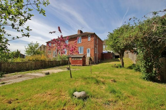 Thumbnail Semi-detached house for sale in Queens Road, Upper Knowle, Bristol
