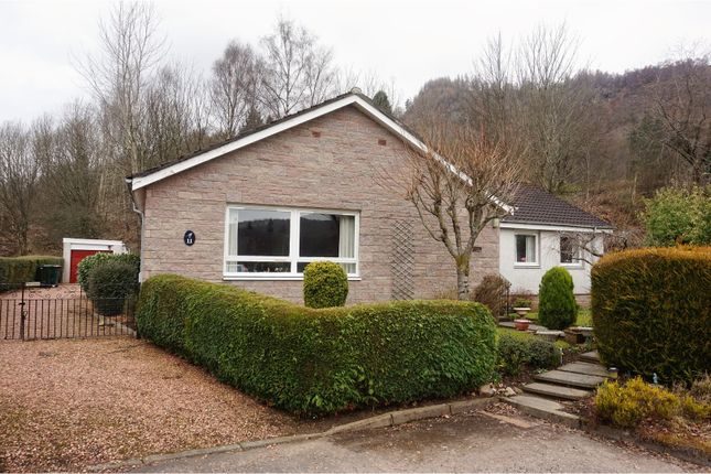 Thumbnail Detached bungalow for sale in Torlee Road, Dunkeld