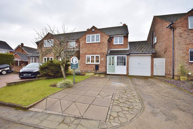 Thumbnail Detached house for sale in Clare Hill, Blidworth, Mansfield