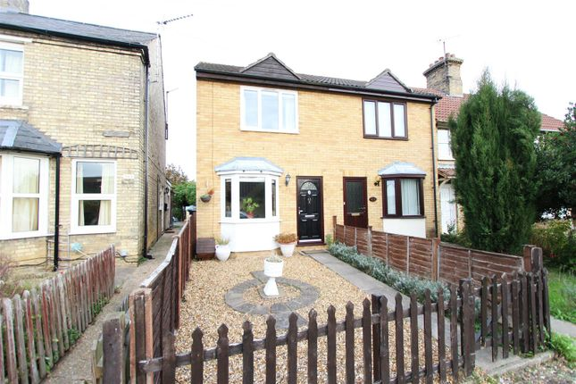 2 bed semi-detached house for sale in Sapley Road, Hartford, Huntingdon