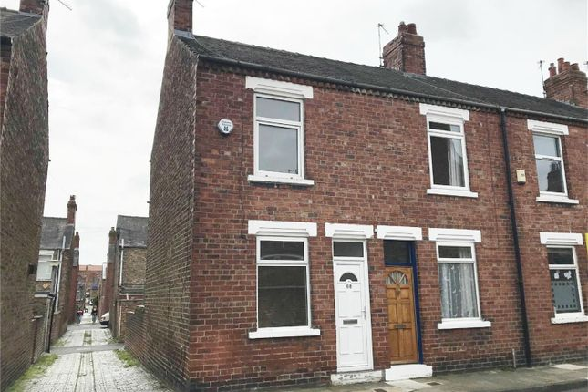 Thumbnail End terrace house to rent in Brunswick Street, York