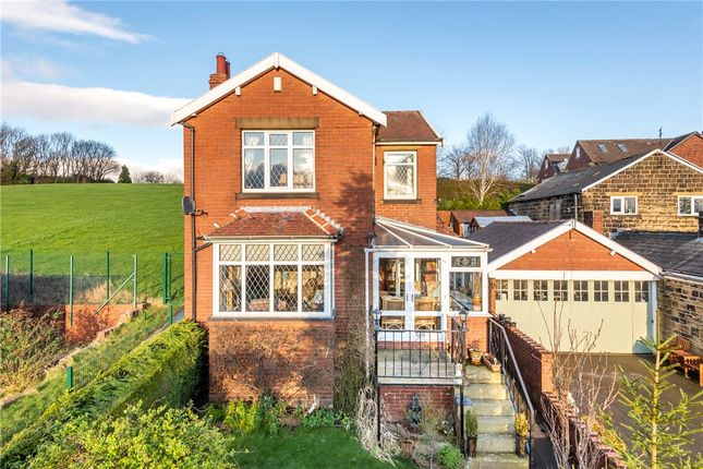 Thumbnail Detached house for sale in Carlinghow Hill, Batley, West Yorkshire