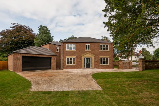Thumbnail Detached house for sale in Rickerscote Road, Stafford