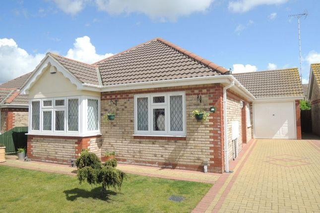 Thumbnail Detached bungalow for sale in Abbigail Gardens, Clacton-On-Sea