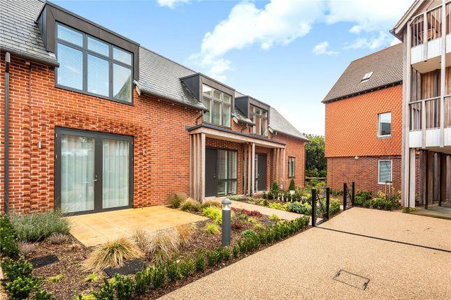 Thumbnail Detached house for sale in The Rise, Brockenhurst