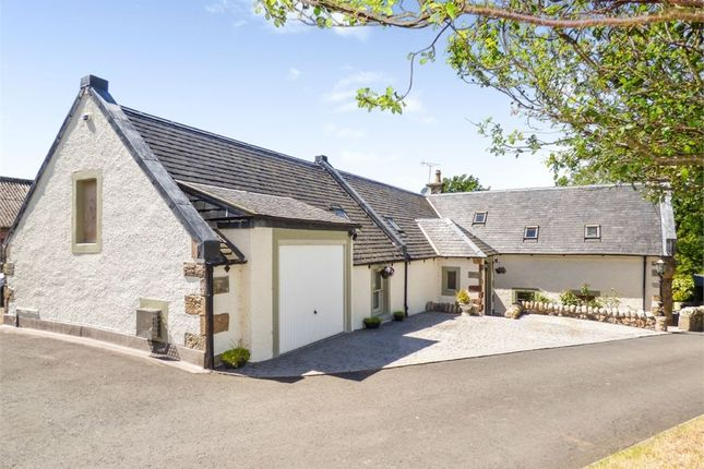 Thumbnail Detached house for sale in Penicuik, Penicuik, Midlothian