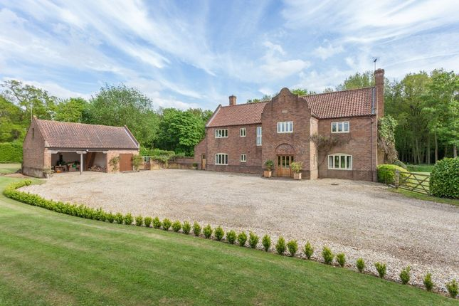 Thumbnail Detached house for sale in Weasenham, King's Lynn