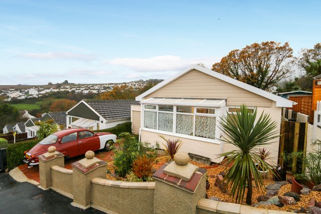 Thumbnail Detached bungalow for sale in Lake Avenue, Teignmouth