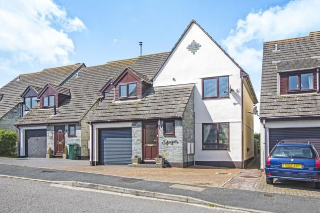 Thumbnail Link-detached house for sale in Padstow, Cornwall