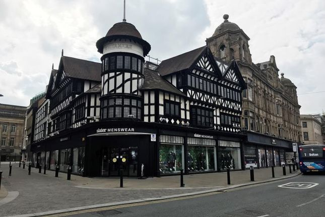 Thumbnail Leisure/hospitality to let in Unit, 97 - 82, Deansgate, Bolton