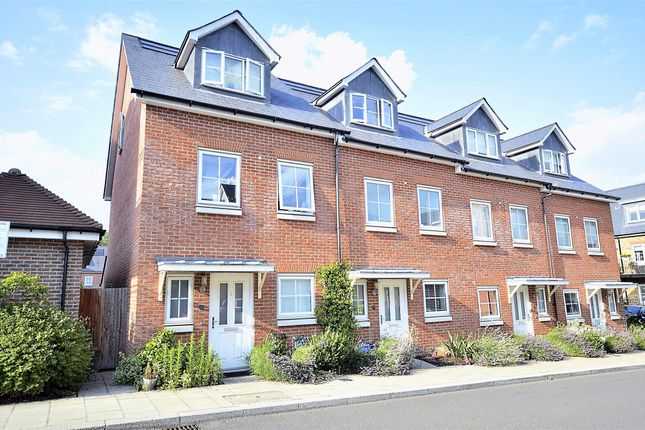 Thumbnail End terrace house for sale in Campion Square, Dunton Green, Sevenoaks
