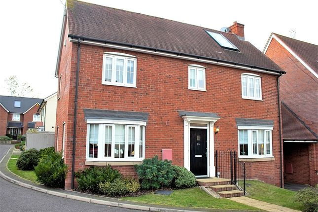 Thumbnail Detached house for sale in Barley Lane, Dunmow