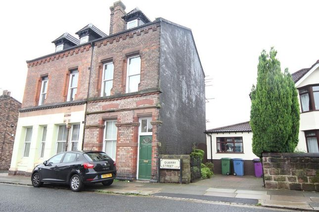 Thumbnail Semi-detached house to rent in Quarry Street, Woolton, Liverpool