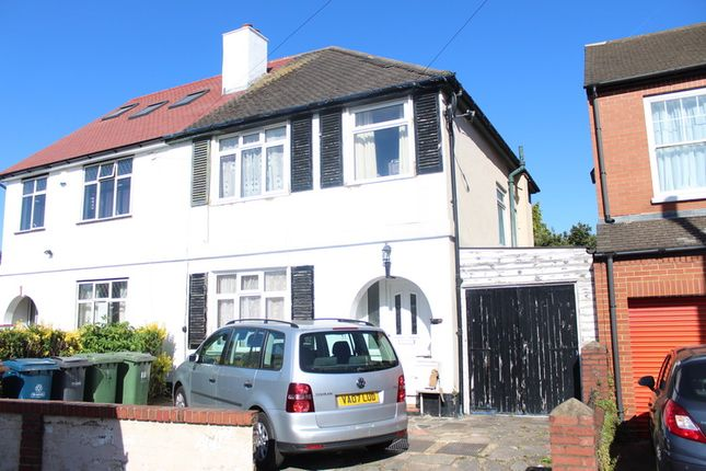 Thumbnail Semi-detached house for sale in Spencer Road, Wealdstone, Harrow