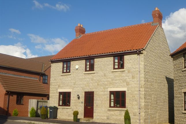 Thumbnail Detached house for sale in Middle Farm Close, Dauntsey, Chippenham
