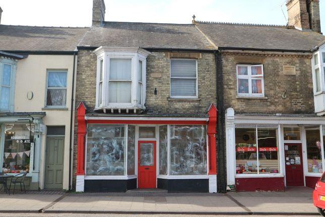 Thumbnail Retail premises for sale in 19 High Street, Brandon, Suffolk