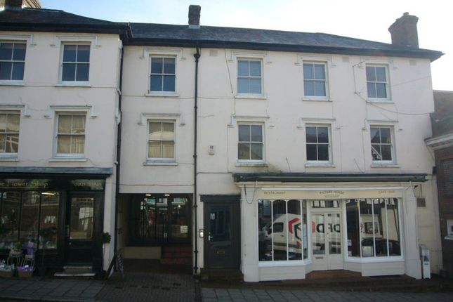 Thumbnail Flat to rent in High Street, Uckfield
