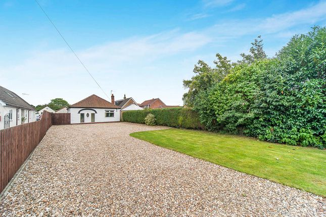 Thumbnail Bungalow for sale in Charles Street, Hedon, East Riding Of Yorkshire