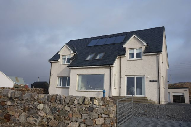 Thumbnail Detached house for sale in Strond, Isle Of Harris