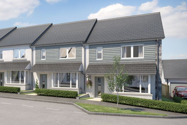 Thumbnail Semi-detached house for sale in Gleneagles Court, Inverurie