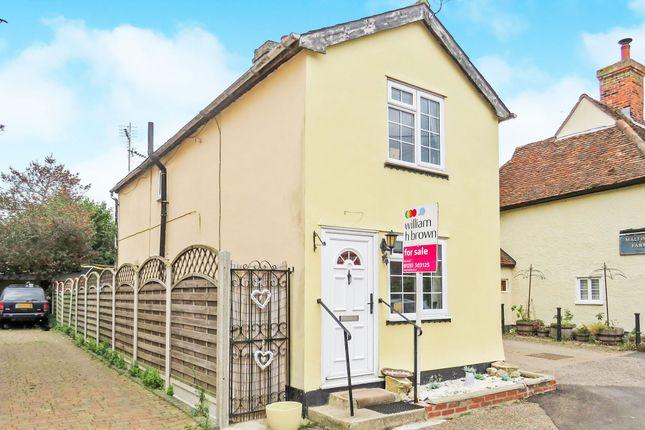 Thumbnail Detached house for sale in Farm Road, Great Oakley, Harwich