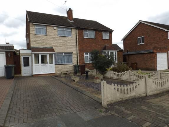 Thumbnail Semi-detached house for sale in Broad Lane, Pelsall, Walsall, West Midlands