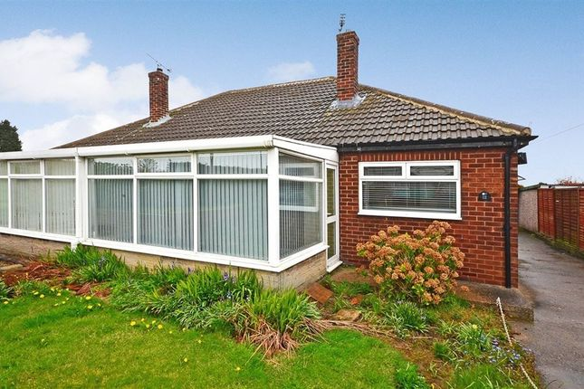 Thumbnail Bungalow to rent in St. Helens Drive, Micklefield, Leeds