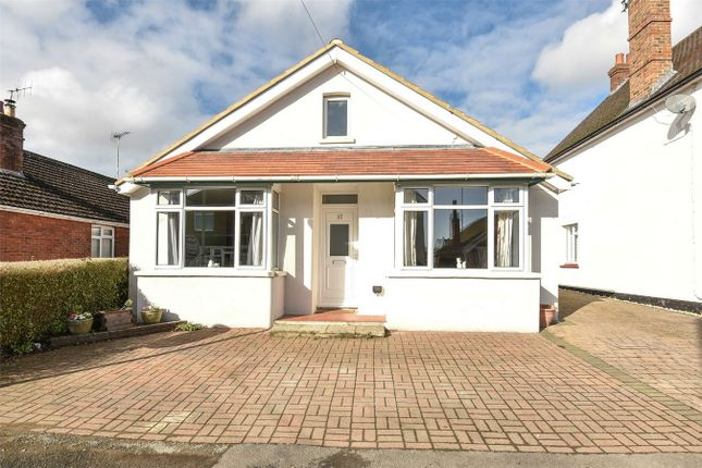 Thumbnail Detached bungalow for sale in Victoria Road, Alton