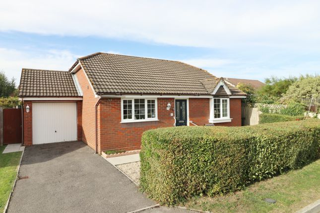 Thumbnail Detached bungalow for sale in Old Shamblehurst Lane, Hedge End, Southampton