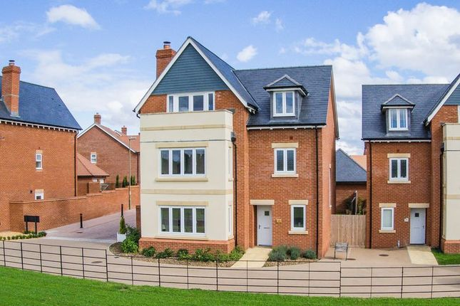 Thumbnail Detached house for sale in Hodinott Close, Romsey