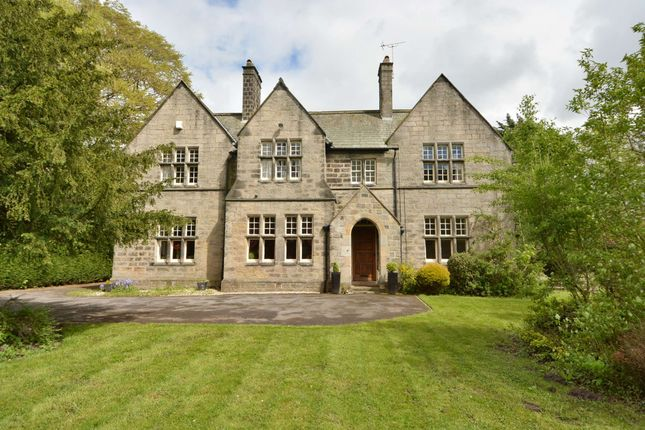 Thumbnail Property for sale in The Old Vicarage, 37, Otley Road, Killinghall, Harrogate.