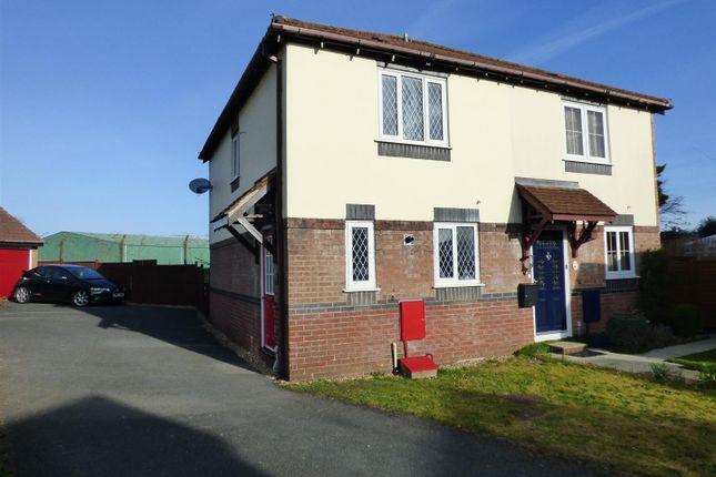2 bed semi-detached house for sale in Plas Y Ddol, Johnstown, Carmarthen SA31