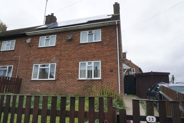 Thumbnail Semi-detached house for sale in Mitford Road, Hunmanby, Filey