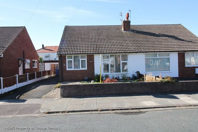 Thumbnail Bungalow to rent in Denbigh Ave, Thornton Cleveleys