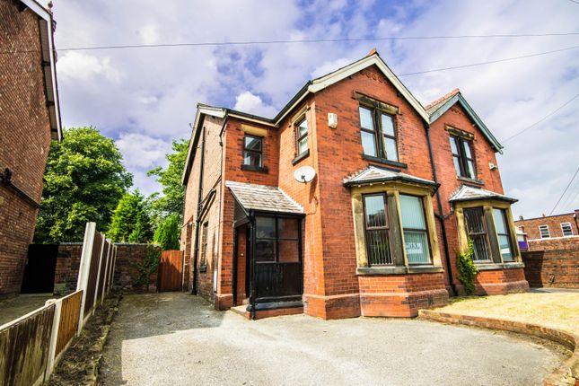 Thumbnail Semi-detached house to rent in Knowsley Road, Ormskirk