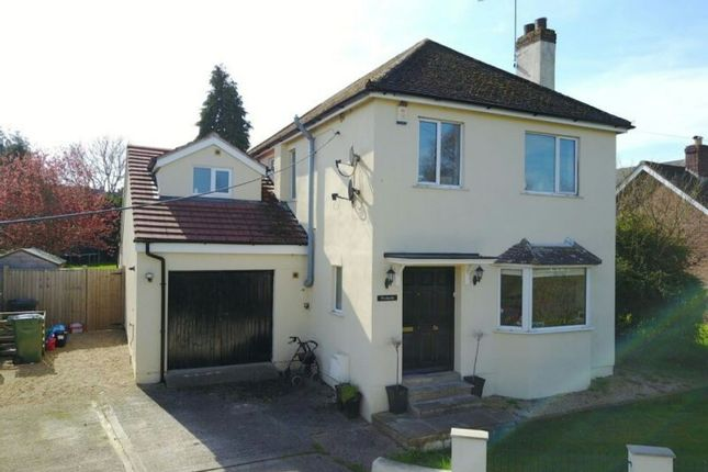 Thumbnail Detached house for sale in Station Road, Newnham